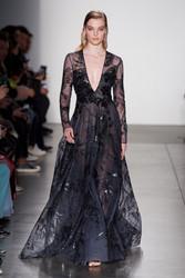 Pamella Roland Fall 2020 Evening Wear Look 16