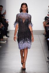 Pamella Roland Fall 2020 Evening Wear Look 15