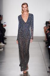 Pamella Roland Fall 2020 Evening Wear Look 14