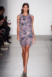 Pamella Roland Fall 2020 Evening Wear Look 13