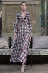 Luisa Beccaria Fall 2020 Ready To Wear Look 16