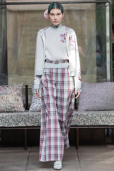Luisa Beccaria Fall 2020 Ready To Wear Look 14