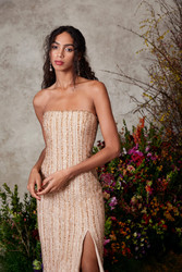 Marchesa Notte Fall 2020 Evening Wear Look 15