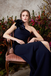 Marchesa Notte Fall 2020 Evening Wear Look 14