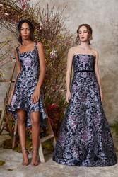 Marchesa Notte Fall 2020 Evening Wear Look 13