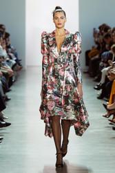 Badgley Mischka Fall 2020 Evening Wear Look 14