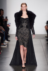 Pamella Roland Fall 2020 Evening Wear Look 9