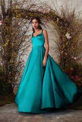 Marchesa Notte Fall 2020 Evening Wear Look 11