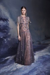 Marchesa Fall 2020 Evening Wear Look 9