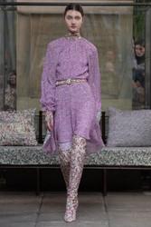 Luisa Beccaria Fall 2020 Ready To Wear Look 11