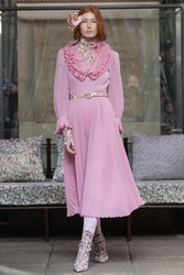 Luisa Beccaria Fall 2020 Ready To Wear Look 9