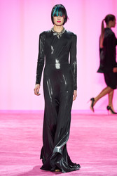 Christian Siriano Fall 2020 Evening Wear Look 9