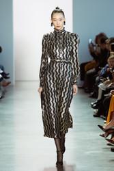 Badgley Mischka Fall 2020 Evening Wear Look 12
