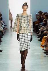 Badgley Mischka Fall 2020 Evening Wear Look 10