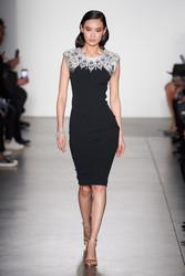Pamella Roland Fall 2020 Evening Wear Look 8