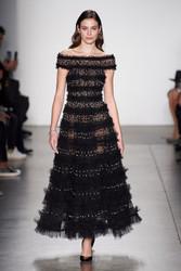Pamella Roland Fall 2020 Evening Wear Look 7