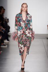 Pamella Roland Fall 2020 Evening Wear Look 5