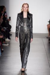 Pamella Roland Fall 2020 Evening Wear Look 3