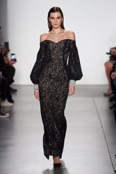 Pamella Roland Fall 2020 Evening Wear Look 1
