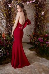 Marchesa Notte Fall 2020 Evening Wear Look 7