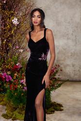 Marchesa Notte Fall 2020 Evening Wear Look 6