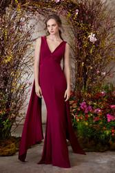 Marchesa Notte Fall 2020 Evening Wear Look 2