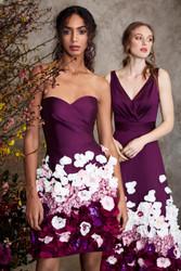 Marchesa Notte Fall 2020 Evening Wear Look 1