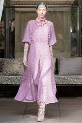 Luisa Beccaria Fall 2020 Ready To Wear Look 8