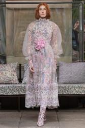 Luisa Beccaria Fall 2020 Ready To Wear Look 7