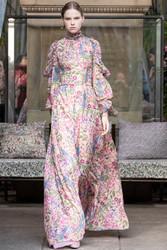 Luisa Beccaria Fall 2020 Ready To Wear Look 6