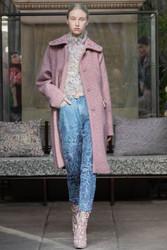 Luisa Beccaria Fall 2020 Ready To Wear Look 5