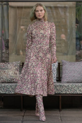 Luisa Beccaria Fall 2020 Ready To Wear Look 3