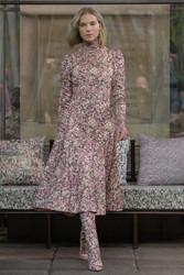 Luisa Beccaria Fall 2020 Ready To Wear Look 3