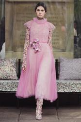 Luisa Beccaria Fall 2020 Ready To Wear Look 2