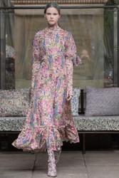 Luisa Beccaria Fall 2020 Ready To Wear Look 1