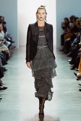 Badgley Mischka Fall 2020 Evening Wear Look 8
