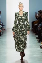 Badgley Mischka Fall 2020 Evening Wear Look 7