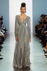 Badgley Mischka Fall 2020 Evening Wear Look 6