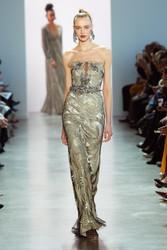 Badgley Mischka Fall 2020 Evening Wear Look 5