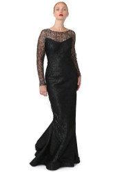 The Danes NYC Camille Evening Gown