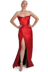 The Danes NYC Aster Evening Gown