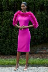 Badgely Mishcka Spring 2021 Collection Look 20