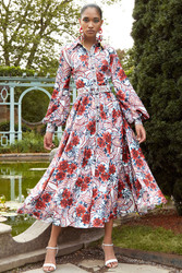 Badgely Mishcka Spring 2021 Collection Look 14