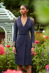 Badgely Mishcka Spring 2021 Collection Look 13