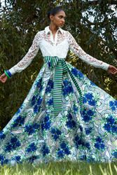Badgely Mishcka Spring 2021 Collection Look 1