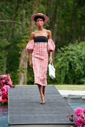 Christian Siriano Spring 2021 Collection Look 4