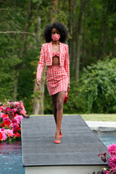 Christian Siriano Spring 2021 Collection Look 1