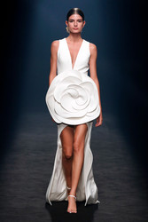 Isabel Sanchis Spring 2021 Ready To Wear Look 10