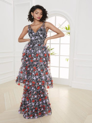Marchesa Notte Fall 2021 Look 15