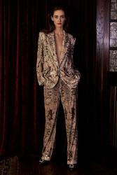 Badgley Mischka Fall 2021 Evening Wear Look 10